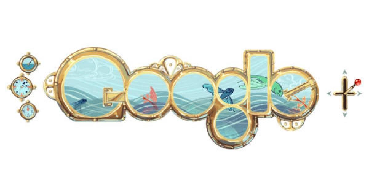 """Google patenta sus """"doodles"""""""