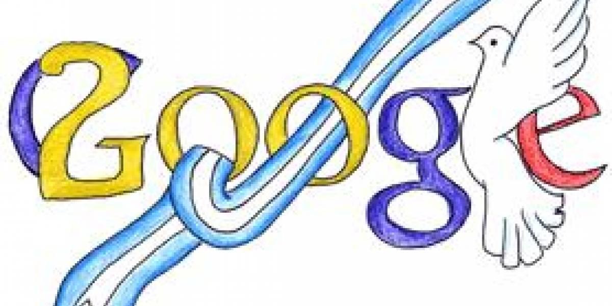 Google felicita (mal) a Argentina por su bicentenario