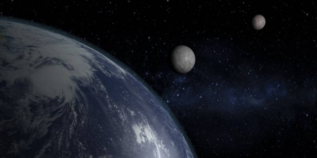 Astrónomos aseguran que la Tierra tiene una segunda Luna (y más)