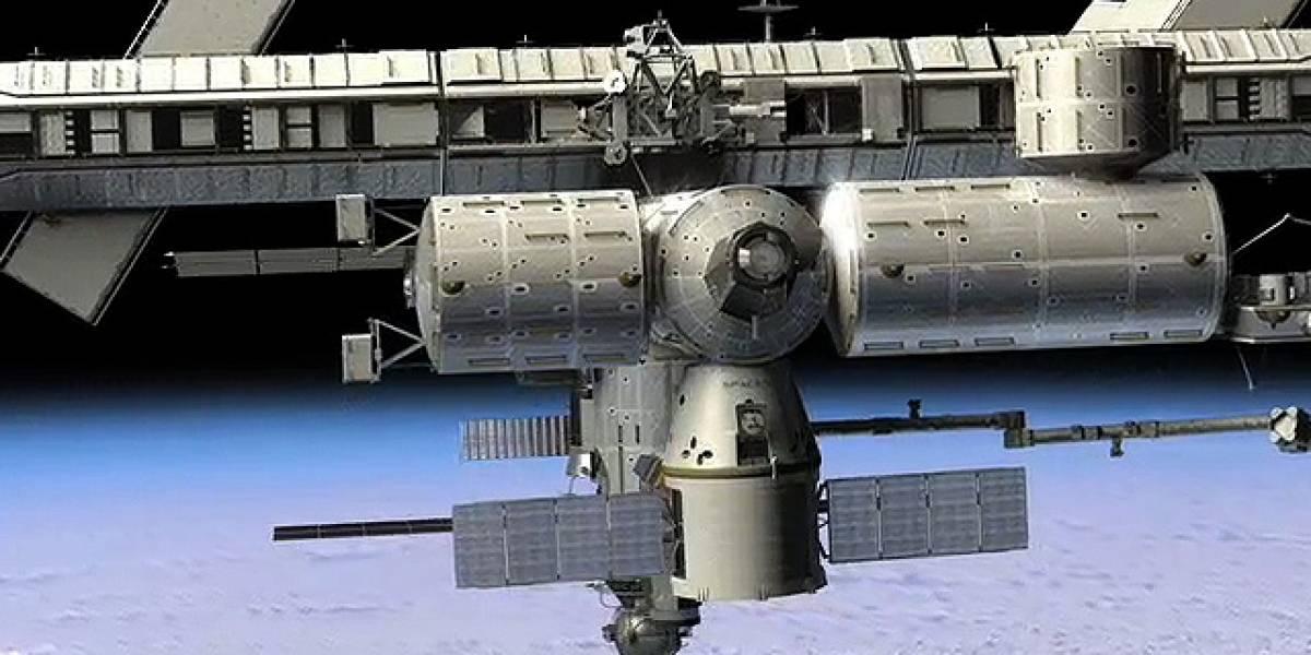 Cápsula Dragon viajará a la Estación Espacial Internacional en febrero de 2012
