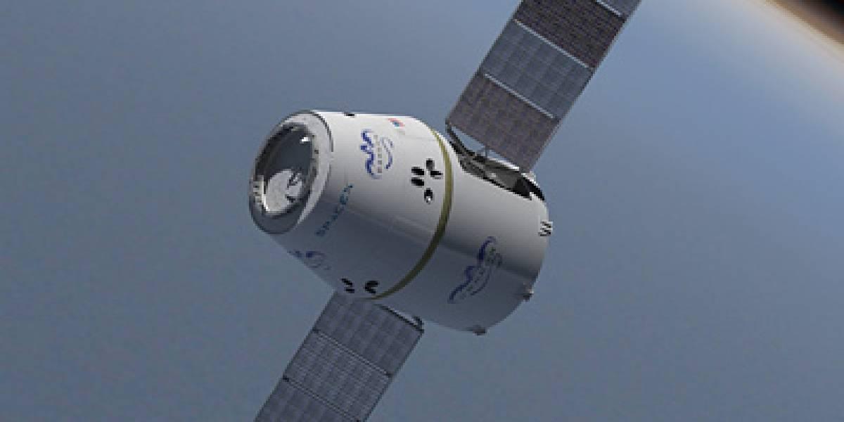 SpaceX obtiene licencia para enviar al espacio cápsula recuperable