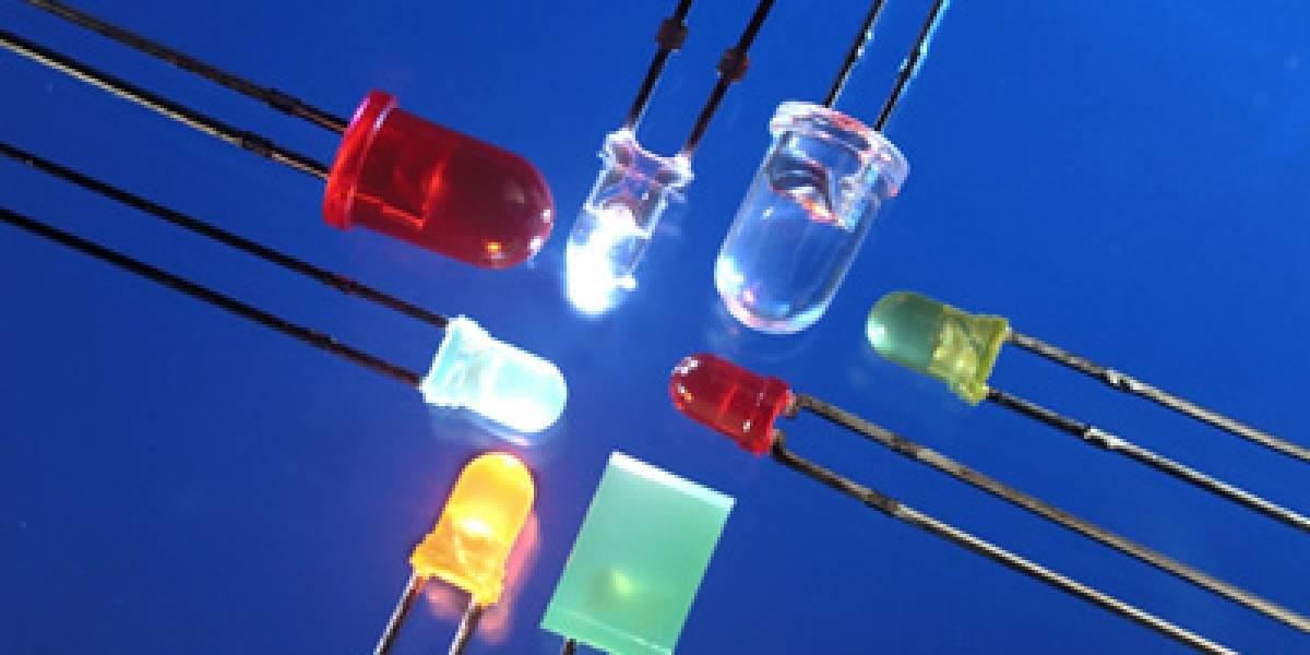 Que son y como funcionan los LED