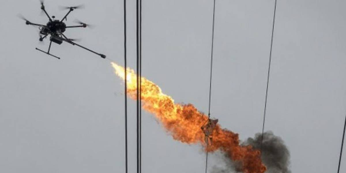 Rusia culpa a Estados Unidos de intentar atacarlos con drones