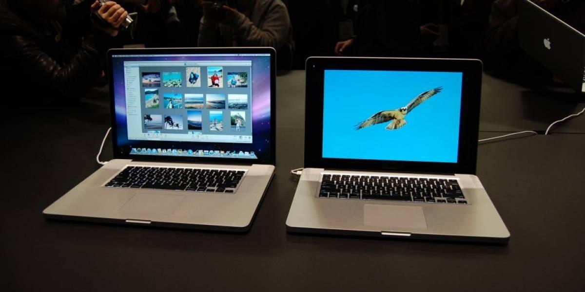 """FW Galería: Nuevo MacBook Pro 17"""""""