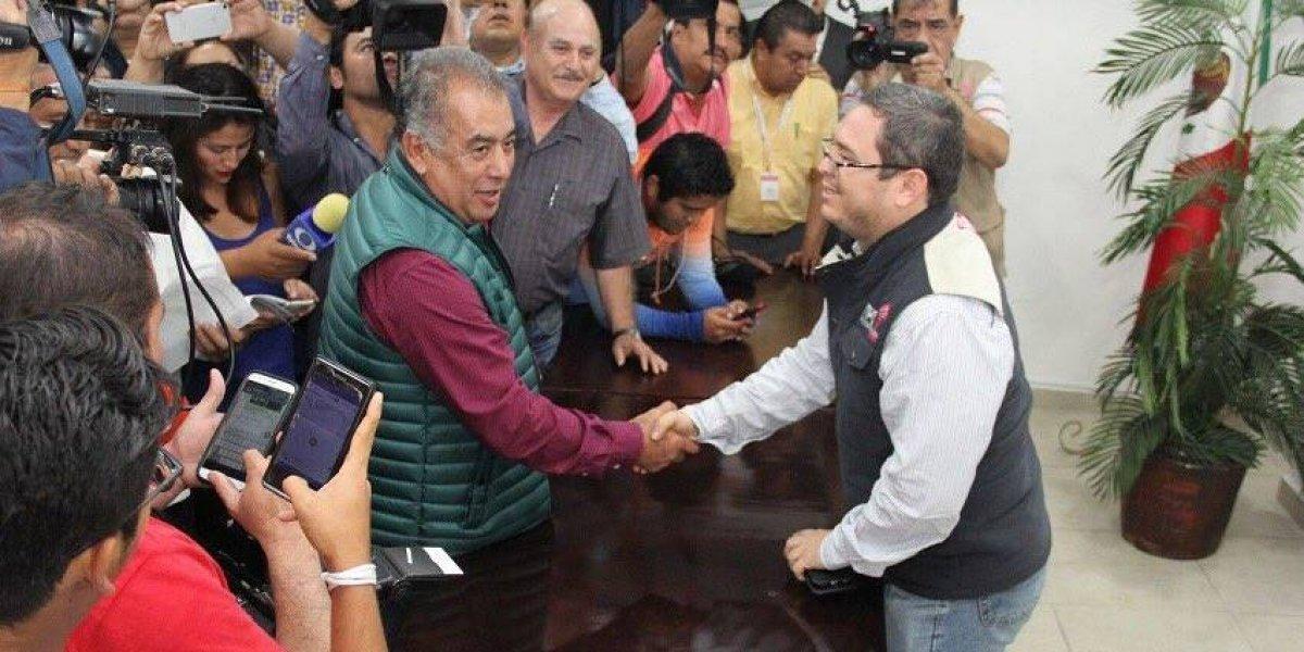 Registran coalición PRI-PVEM-Panal en Chiapas