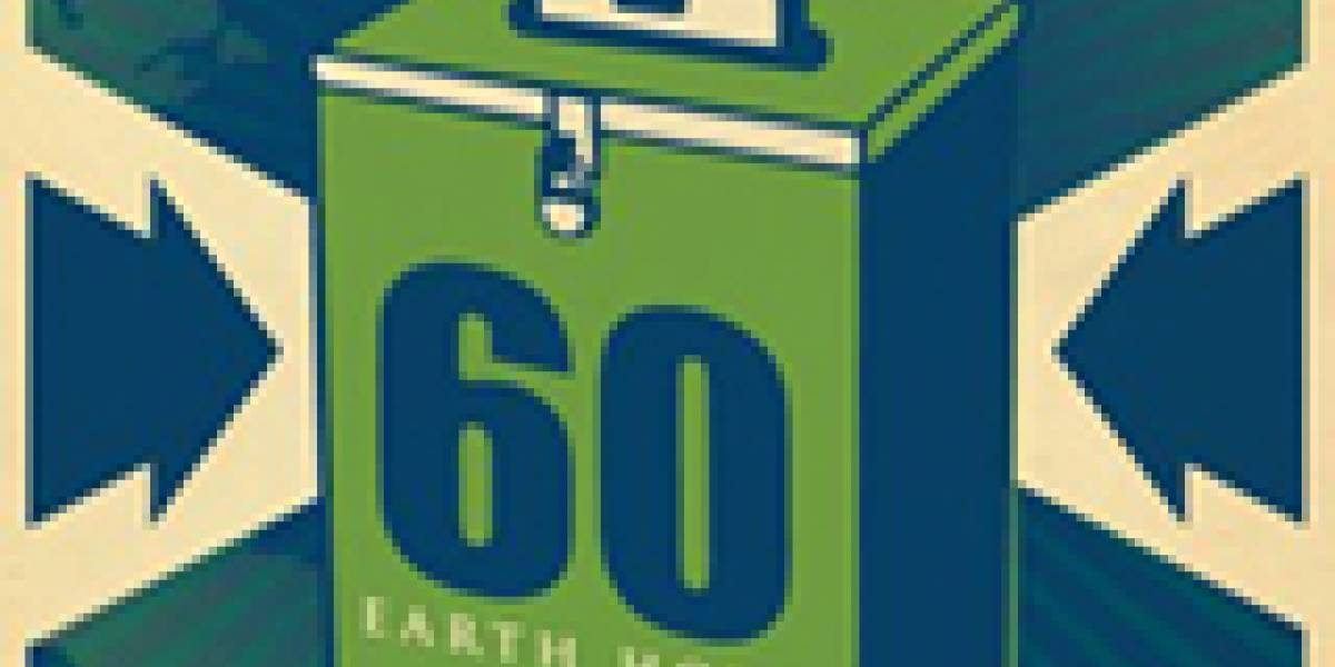 Earth Hour: Dejemos que respire nuestro planeta