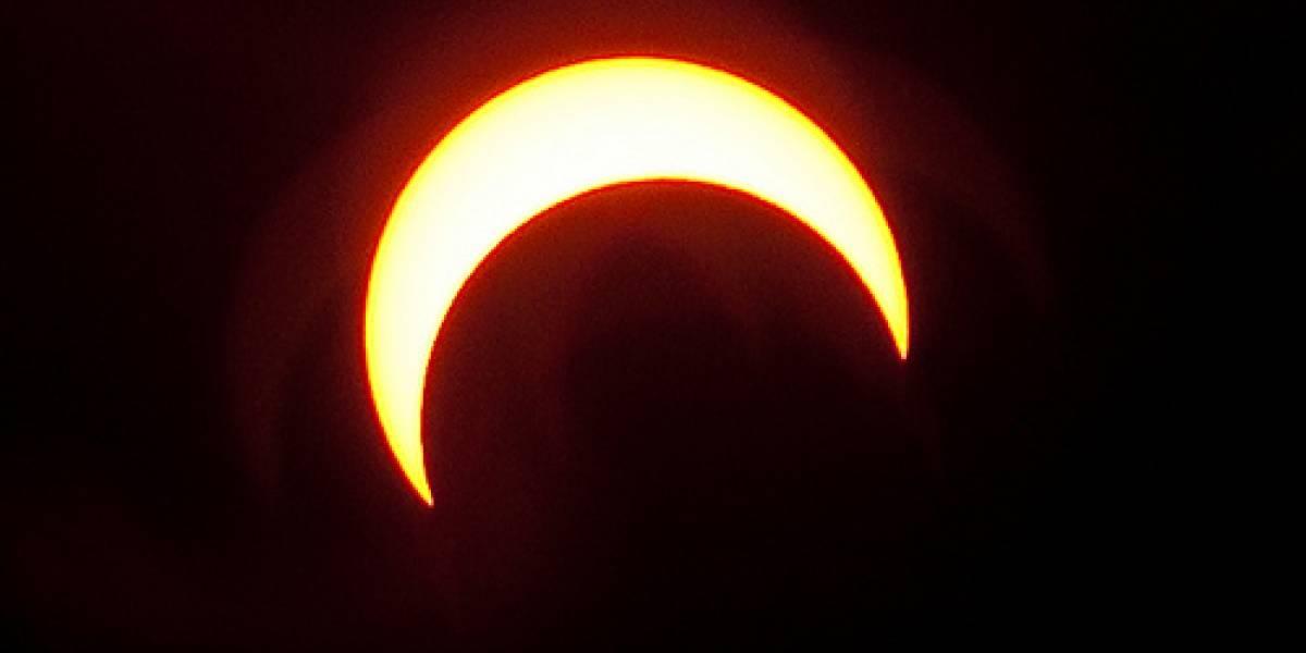 Cómo ver el eclipse solar del domingo