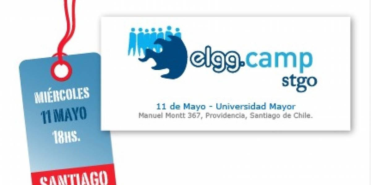 Chile: Participa en ElggCamp Santiago