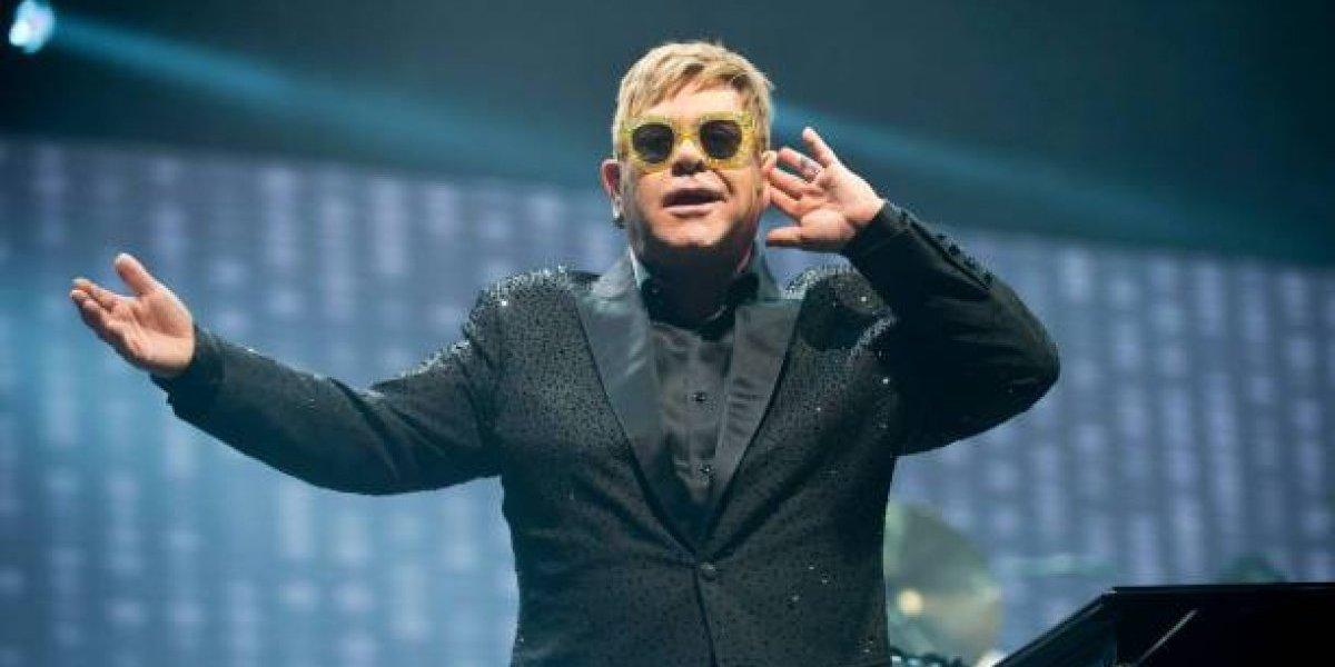 """Tras una exitosa carrera de casi 50 años, Elton John anuncia su """"última"""" gira"""