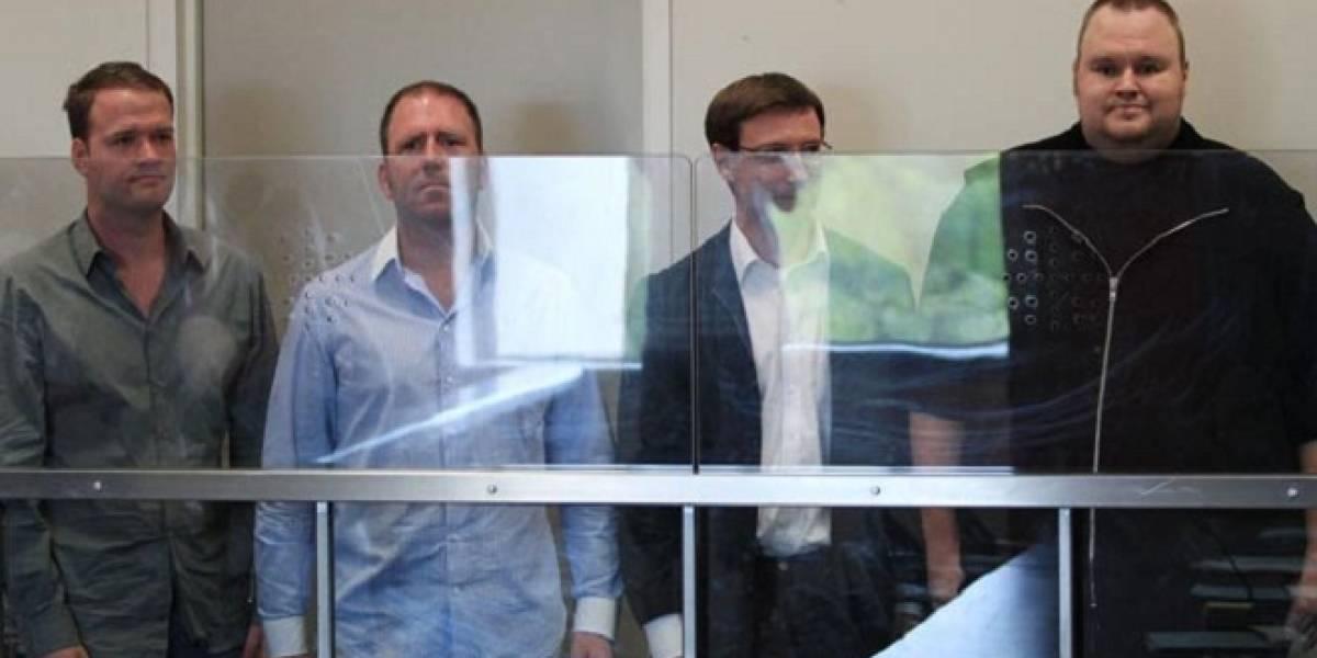 Niegan libertad bajo fianza al fundador de Megaupload