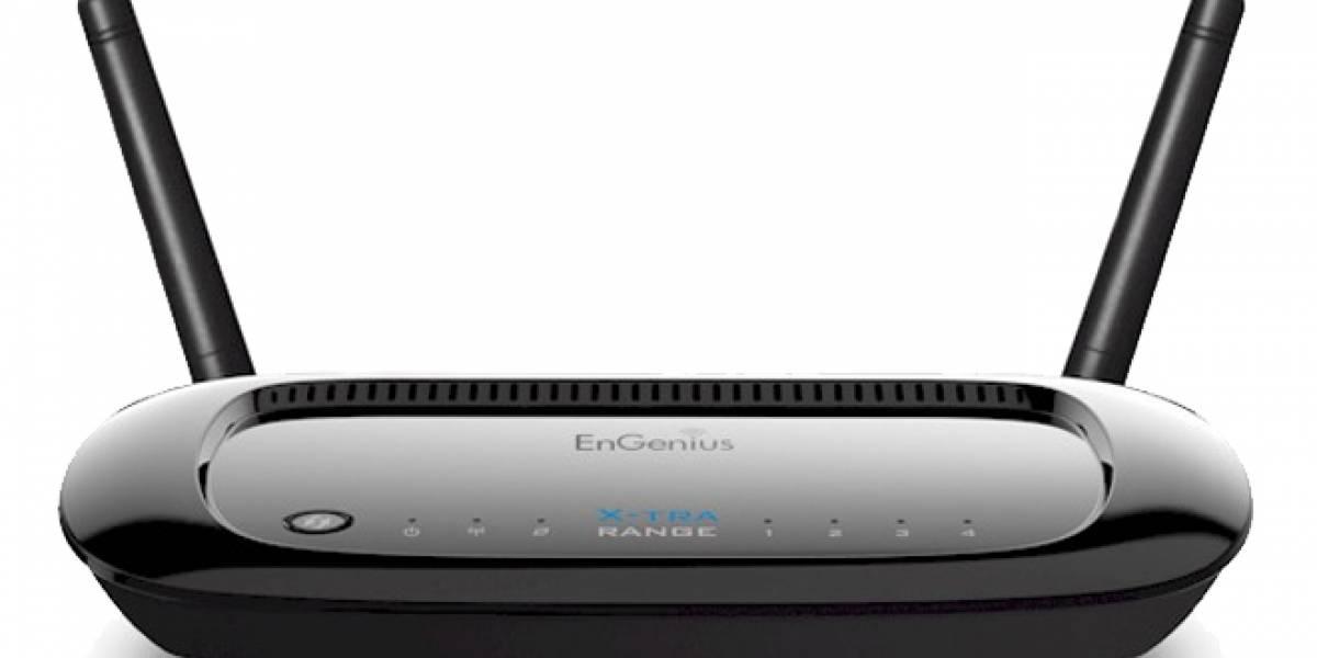 México: Engenius Techonologies presenta su nueva línea de routers XtraRange