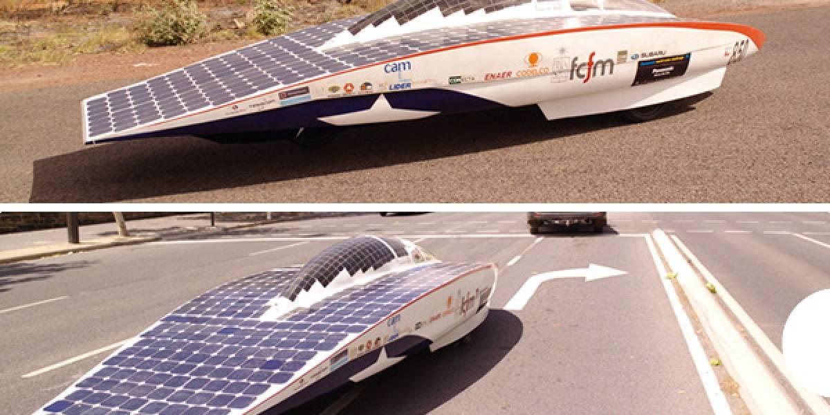 Chile: Ayuda al auto solar Eolian 2 adoptando una celda