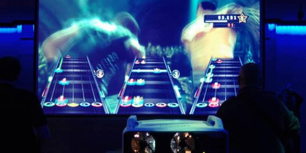 "España: Jugando en 80"" en Epson Extreme Gaming"