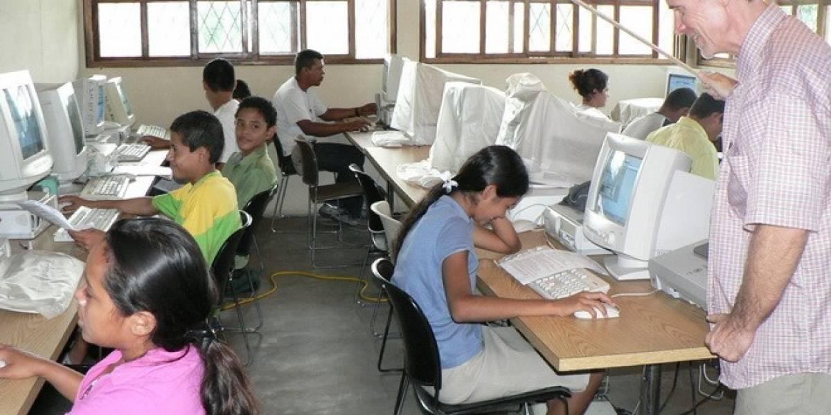 En México solo el 18% de las computadoras escolares tienen internet