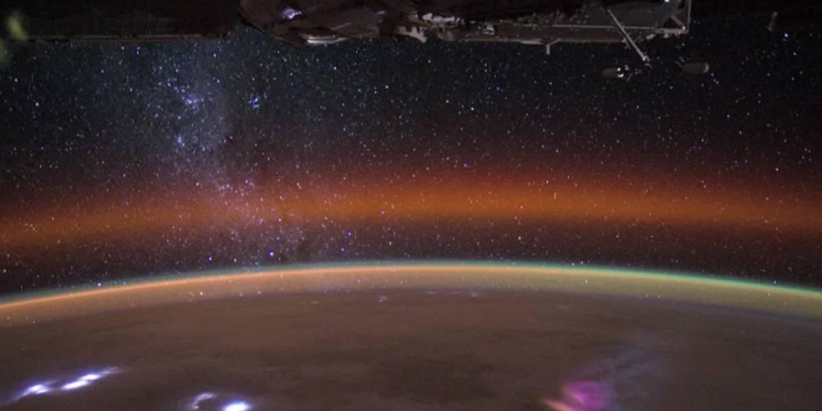 Imperdible: 7 videos nocturnos de la Tierra desde el espacio