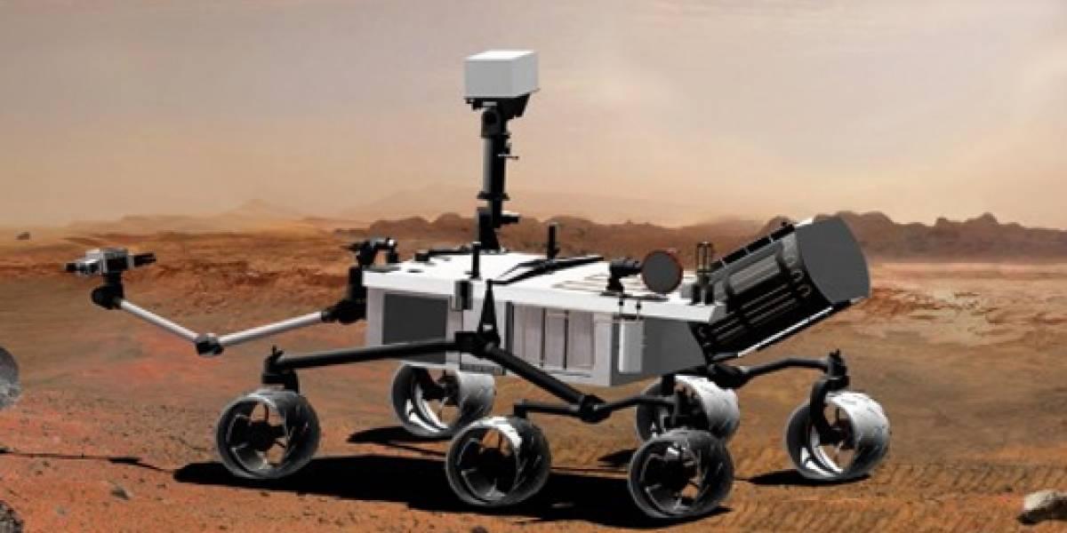 Tecnología española llegará a Marte