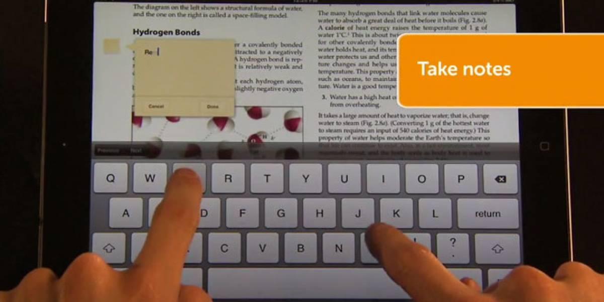 Chegg lanza lector HTML5 para libros de texto