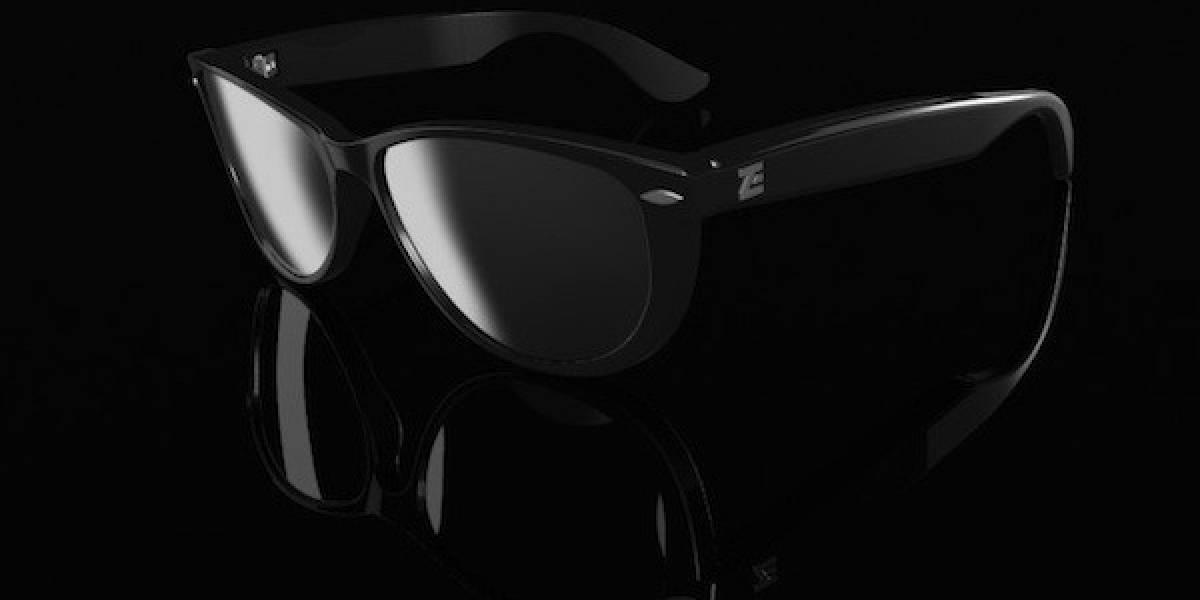 Estos anteojos permiten transmitir tu vida en las redes sociales