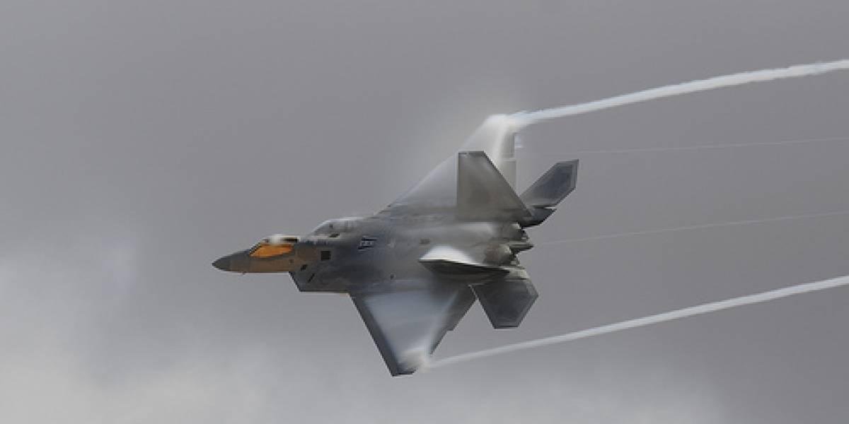 La USAF tendrá jets con diamantes incrustados