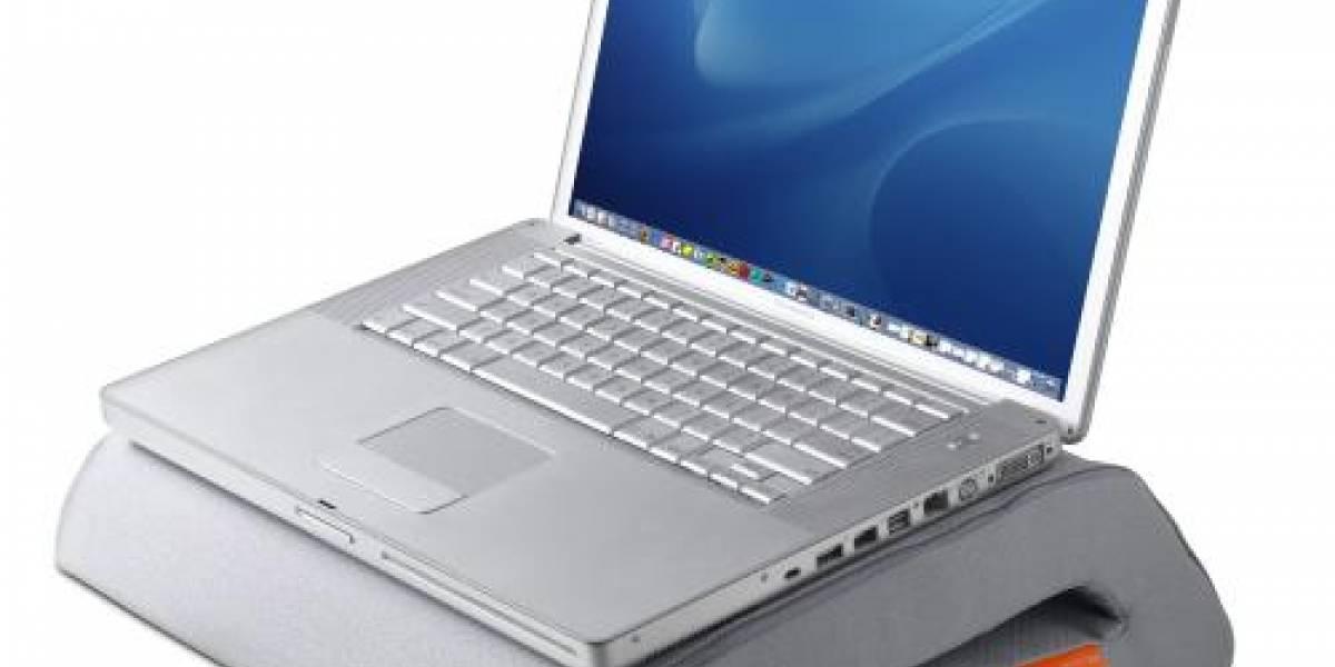 CushTop de Belkin: Almohadillas para laptop
