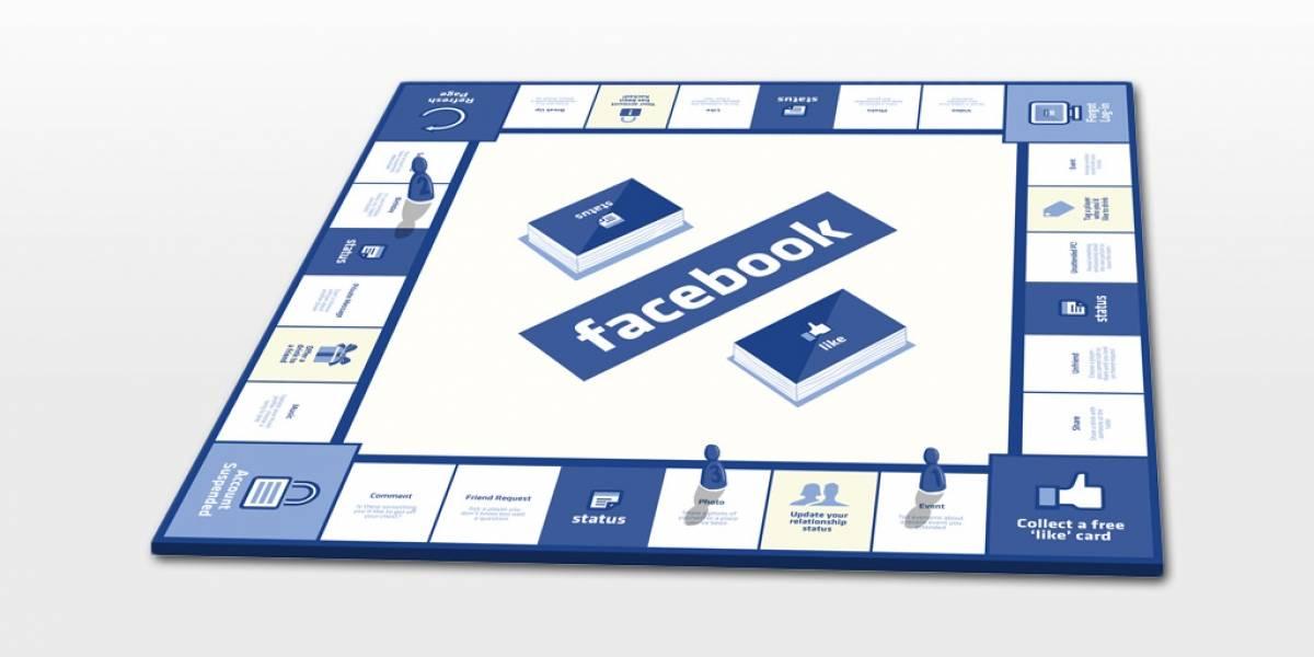 Facebook ya tiene su versión de juego de mesa