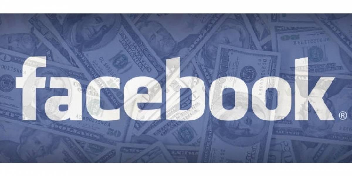 Facebook tendría programada su apertura a la bolsa para mayo