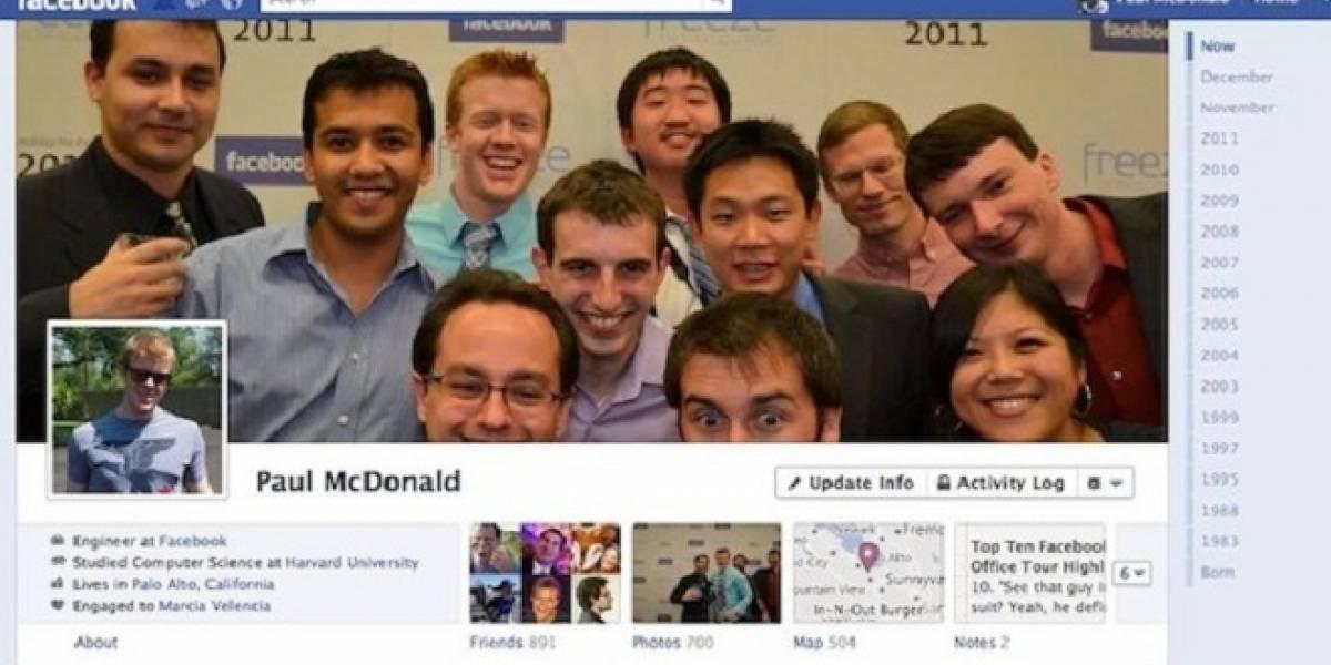 El Timeline de Facebook finalmente está disponible para todos