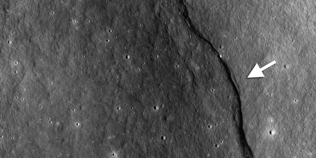 La Luna se ha achicado en los últimos mil millones de años