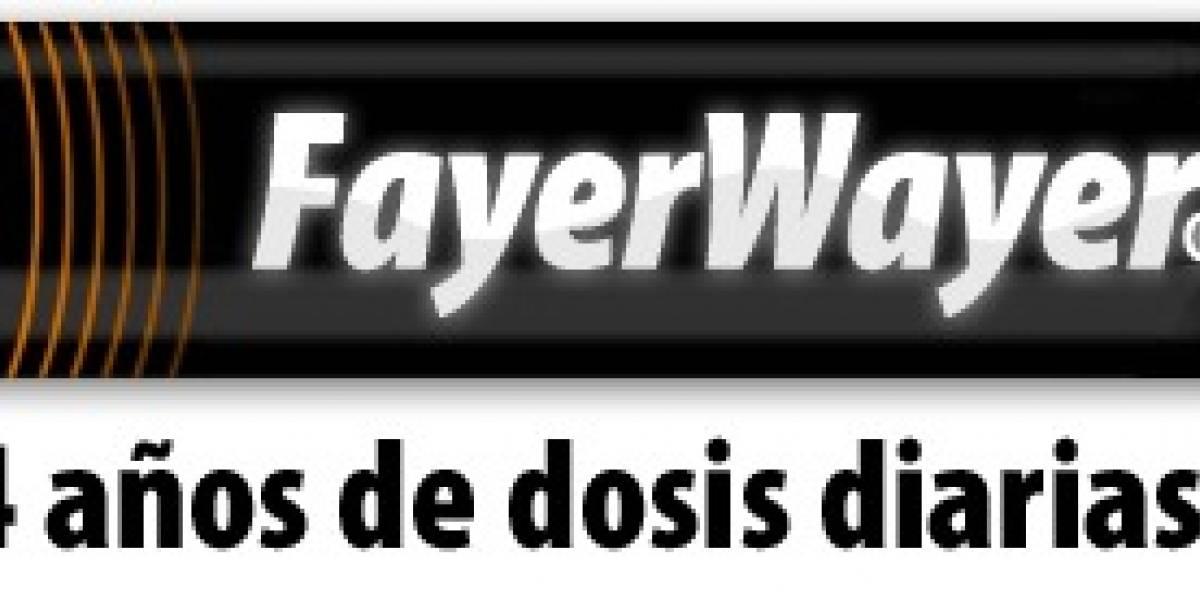 ¡4 Años de FayerWayer!