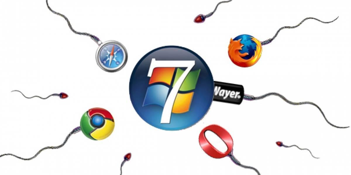 CEO de Opera quiere todos los navegadores pre-instalados en Windows 7
