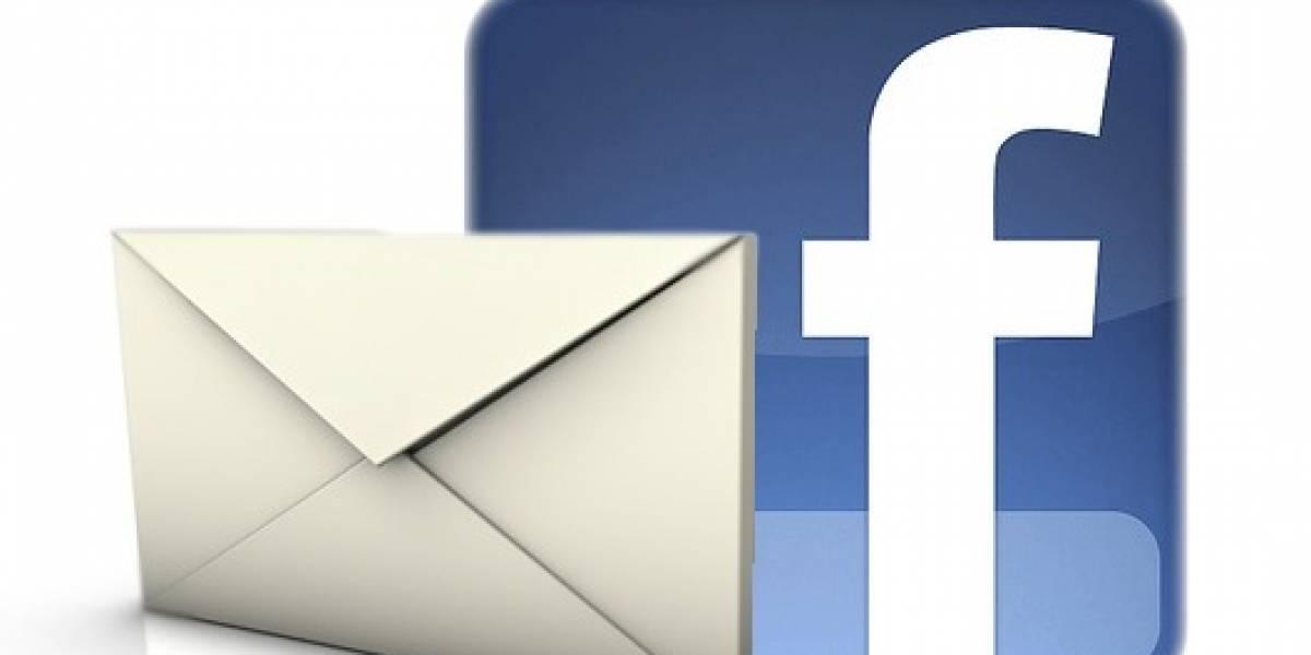 Futurología: Facebook lanzará rival de Gmail el lunes