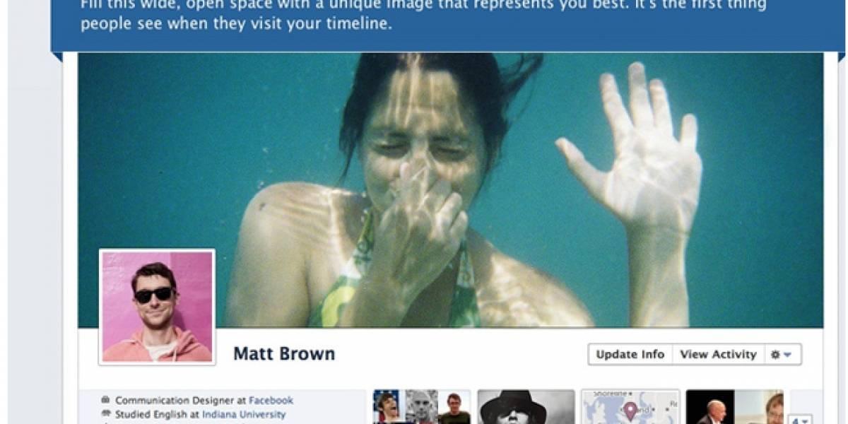 """El nuevo """"Timeline"""" de Facebook comienza a aparecer hoy para algunos usuarios"""