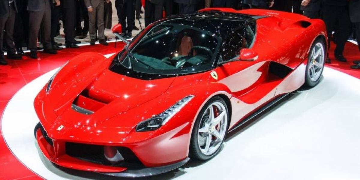 Ferrari planea un superdeportivo eléctrico que supere al Tesla Roadster
