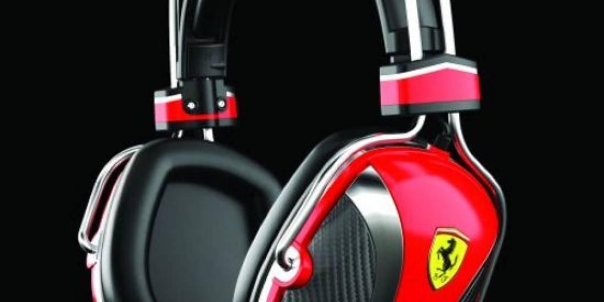 Un Ferrari en tus orejas