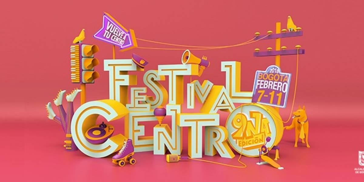 Todo listo para el Festival Centro 2018, que llevará la música al antiguo Bronx