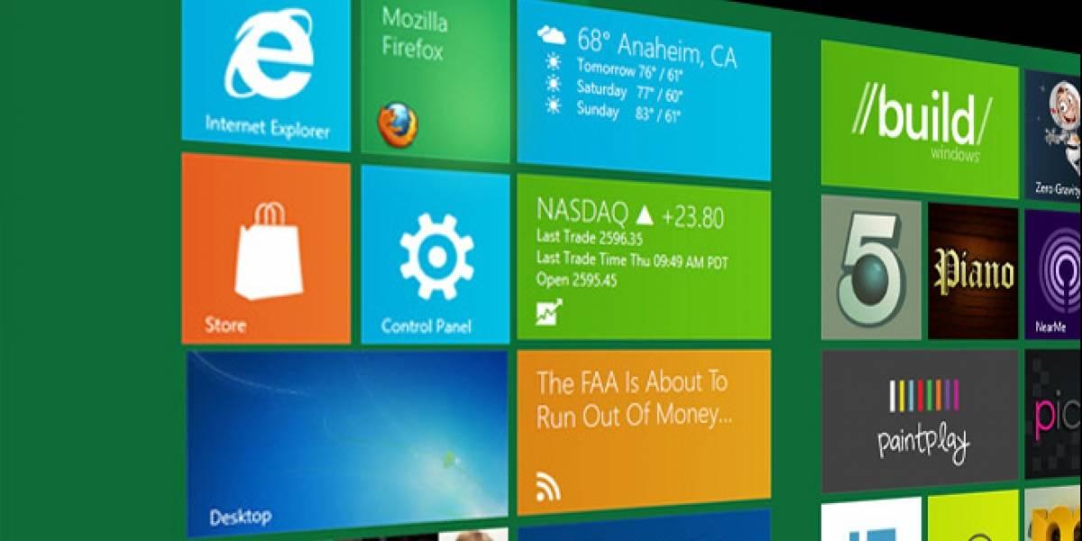 """Mozilla planea una versión """"Metro"""" de Firefox para Windows 8"""