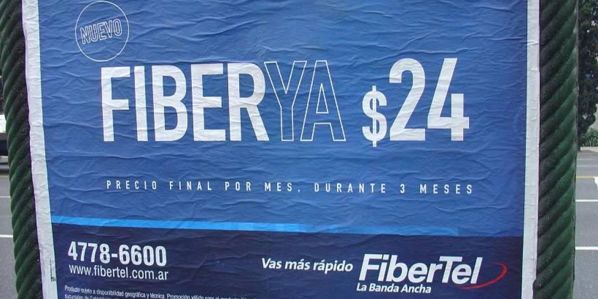 Argentina: La Justicia deja sin efecto la resolución 100/10 contra Fibertel