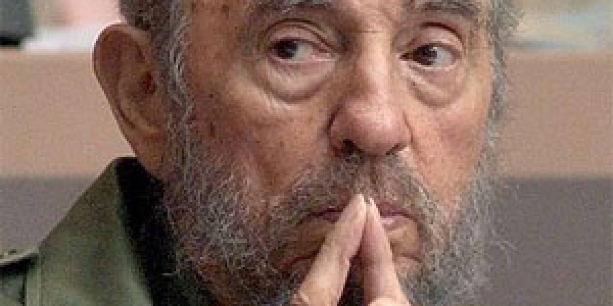 Fidel Castro habla sobre el poder de la comunicación en Internet