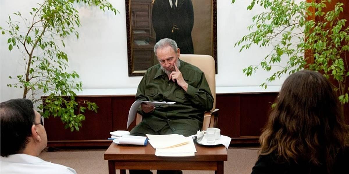"""Fidel Castro: """"A Wikileaks hay que hacerle una estatua"""""""