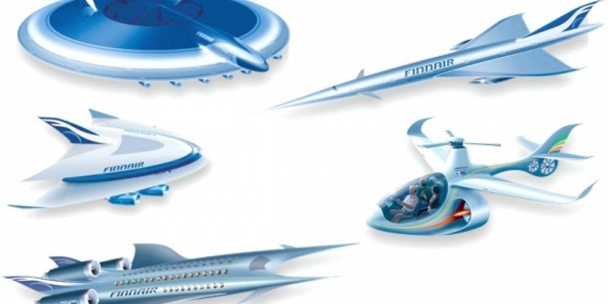 La Aviación para el año 2093
