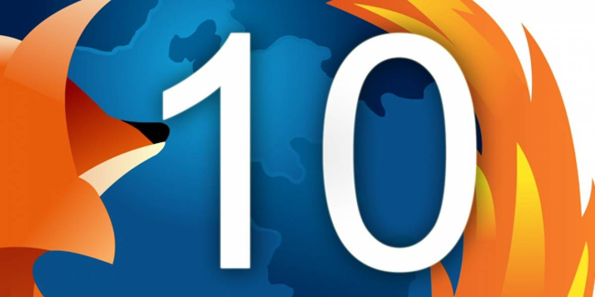 Firefox 10 estará disponible para descarga mañana martes
