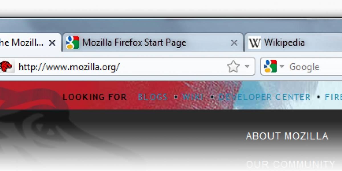 Mozilla libera primer beta de Firefox 4