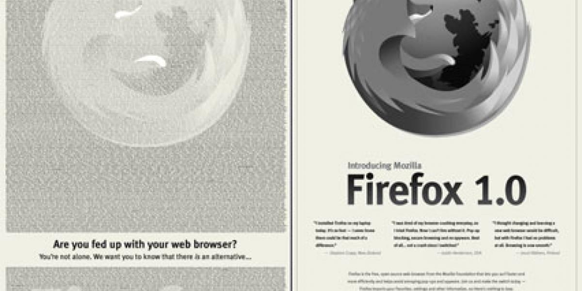 Firefox en The New York Times