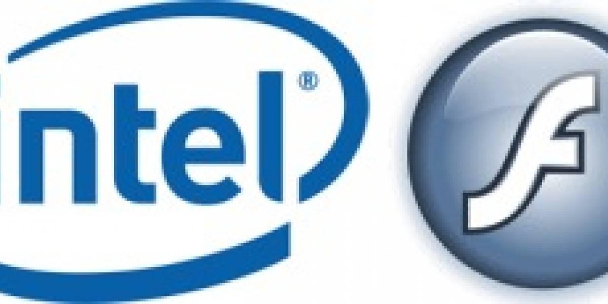 Intel llevará Flash a nuestros televisores
