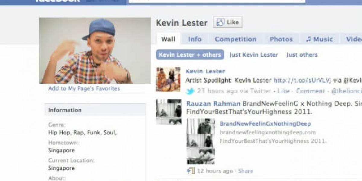 Cambia tu aburrida foto de perfil en Facebook por un buen video