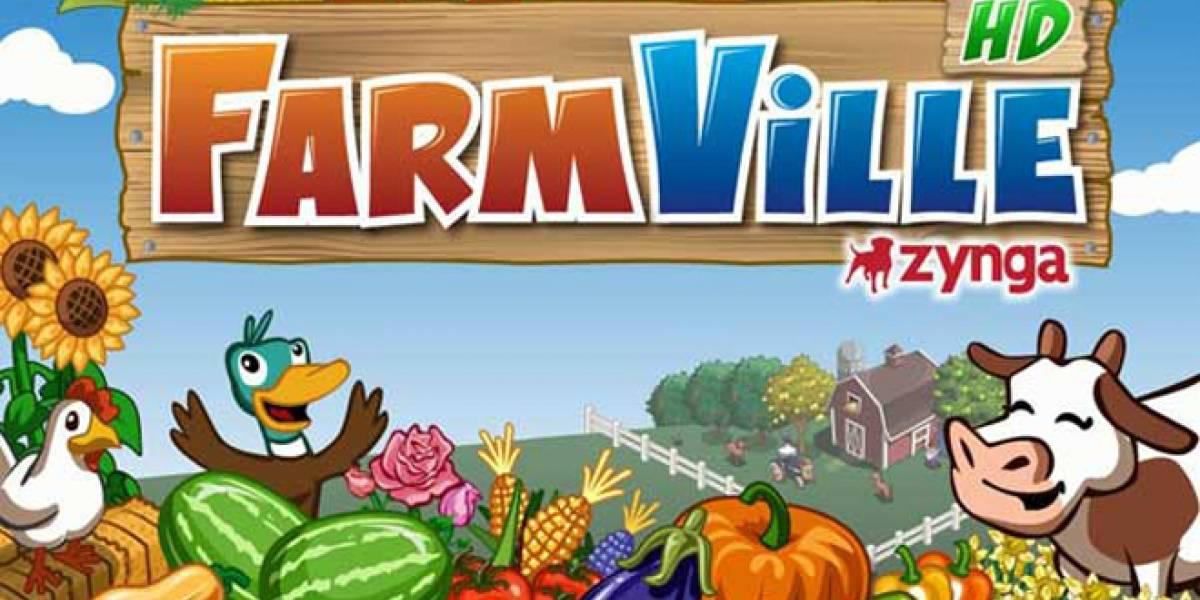 Próximamente: Los juguetes de FarmVille