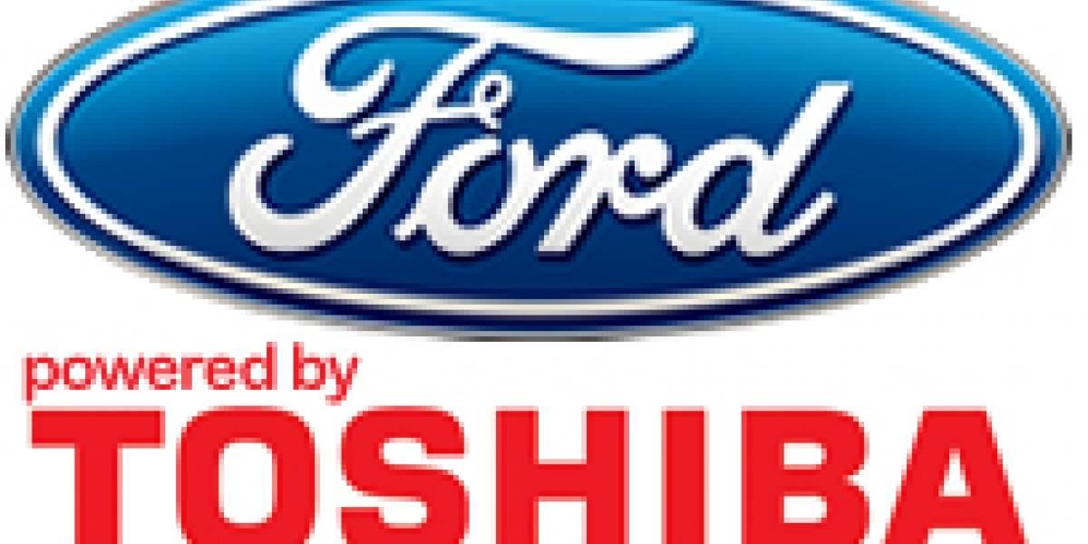 Automóviles eléctricos de Ford tendrán motores Toshiba