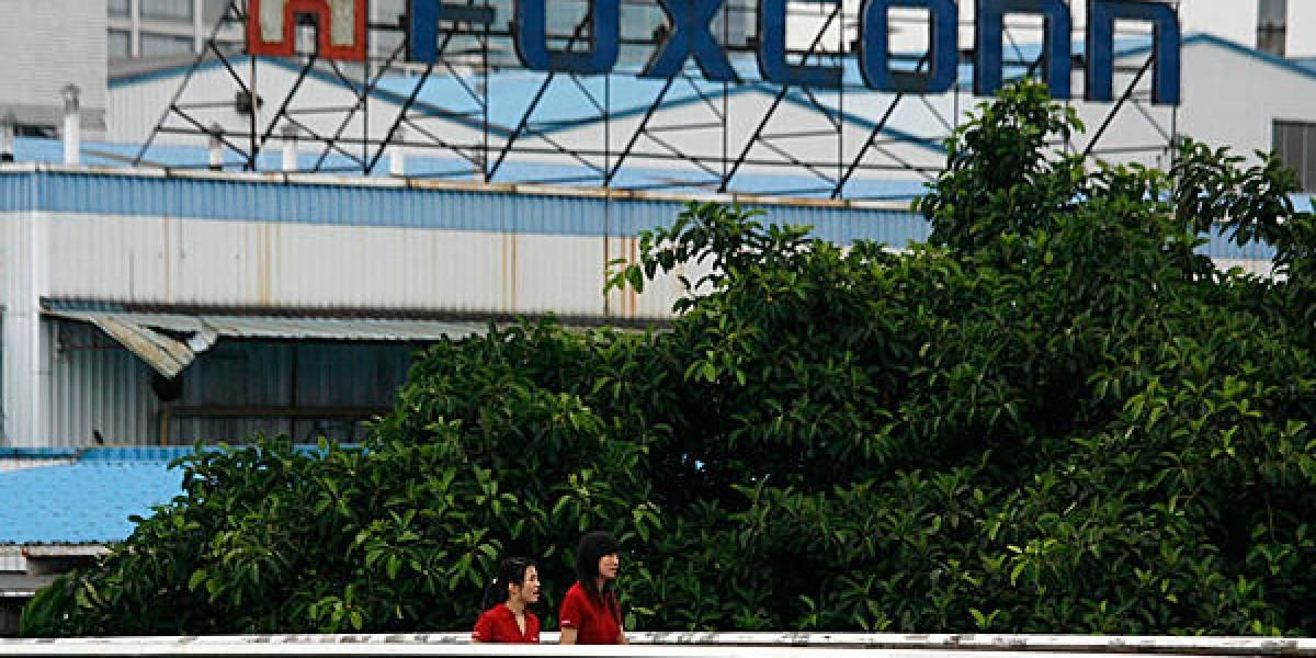 Foxconn rechaza acusaciones de maltrato en nueva polémica por suicidios