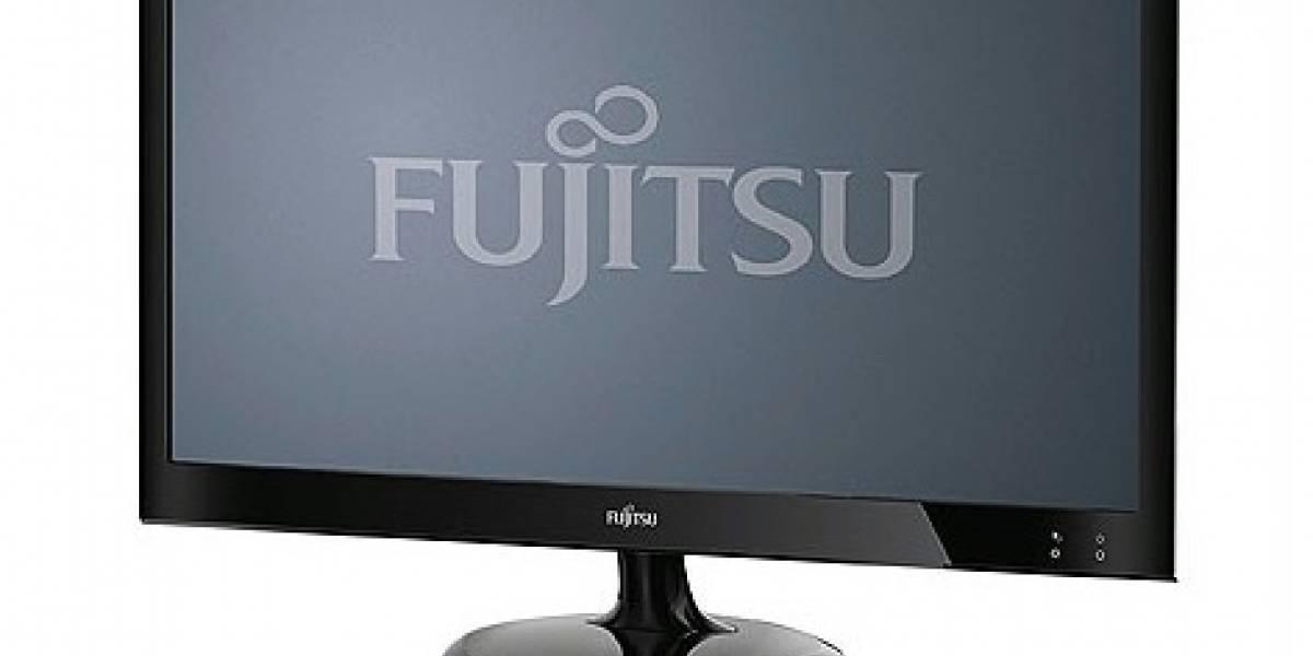 Fujitsu anuncia el primer monitor de 22 pulgadas completamente inalámbrico