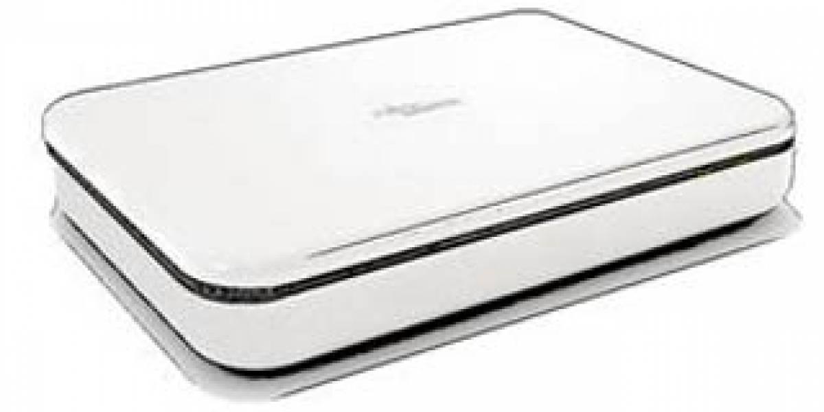 Fujitsu Siemens AMILO SA 3650: Un portátil con VGA externa